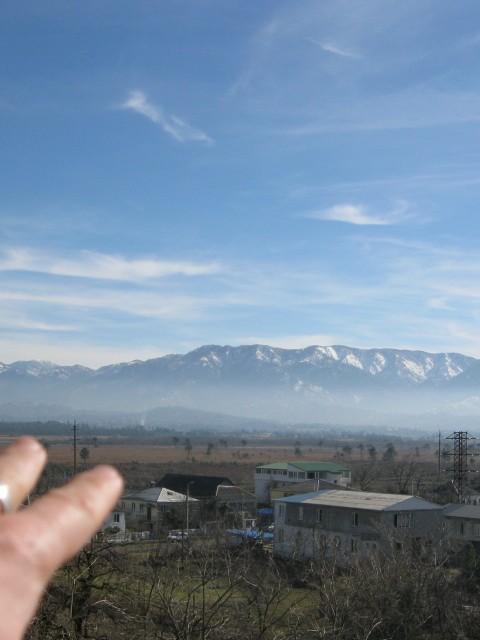 Величие гор,Кобулети