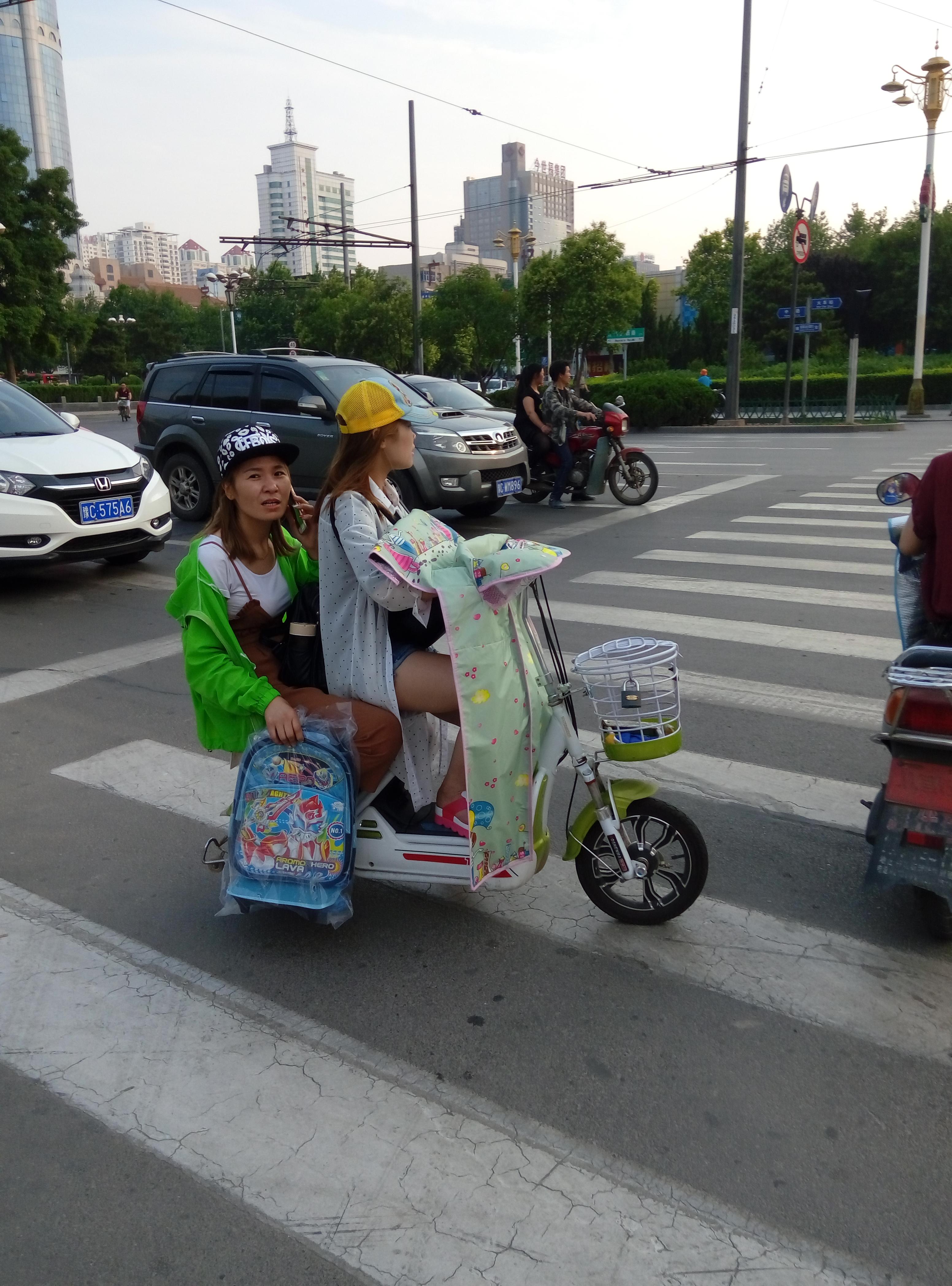 путешествие по Китаю автостопом