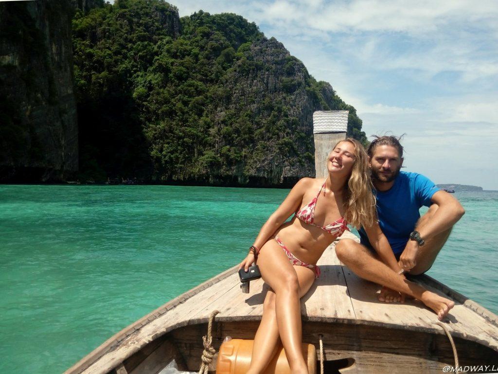 Таиланд Пхи-Пхи фото