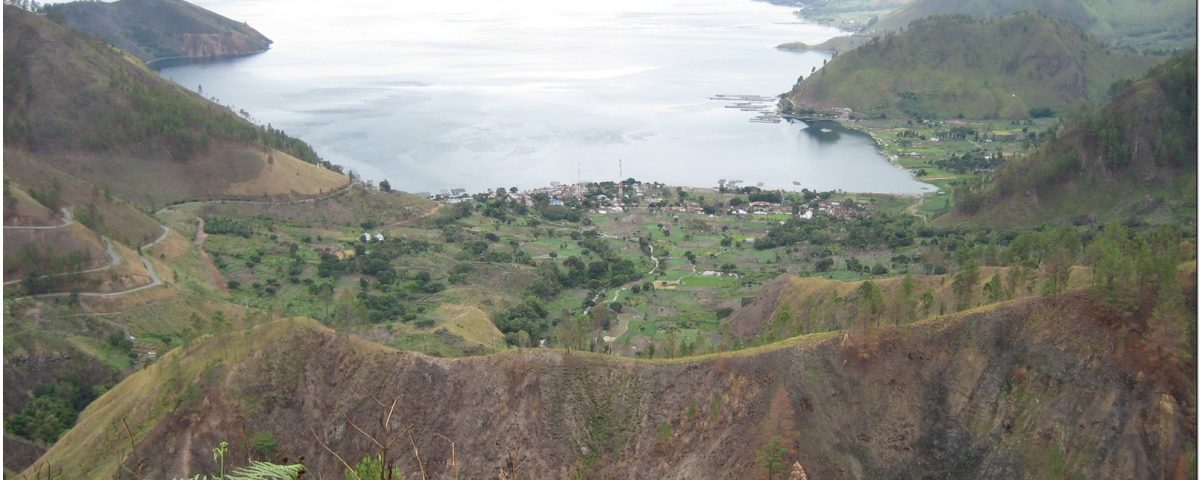 Toba Lake Озеро Тоба