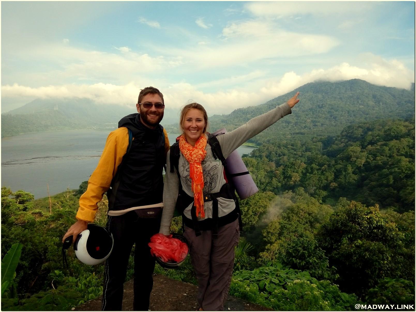 Озера Бали фото