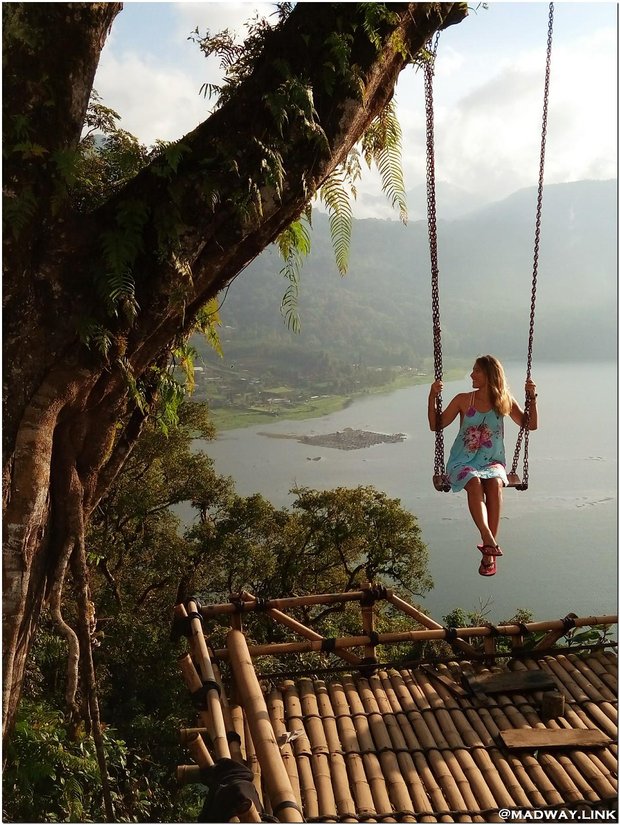Качели на Бали
