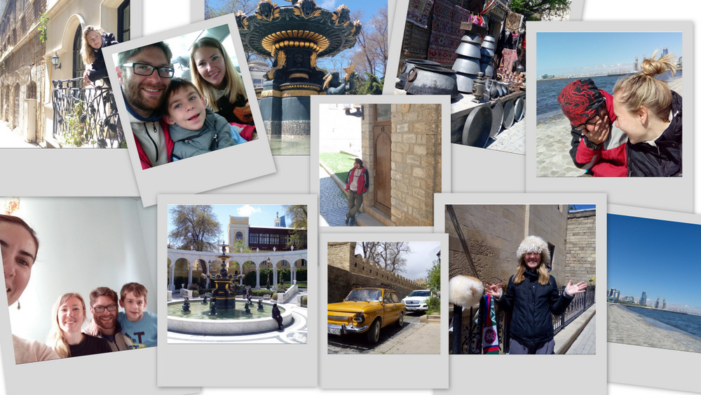Путешествие по Азербайджану