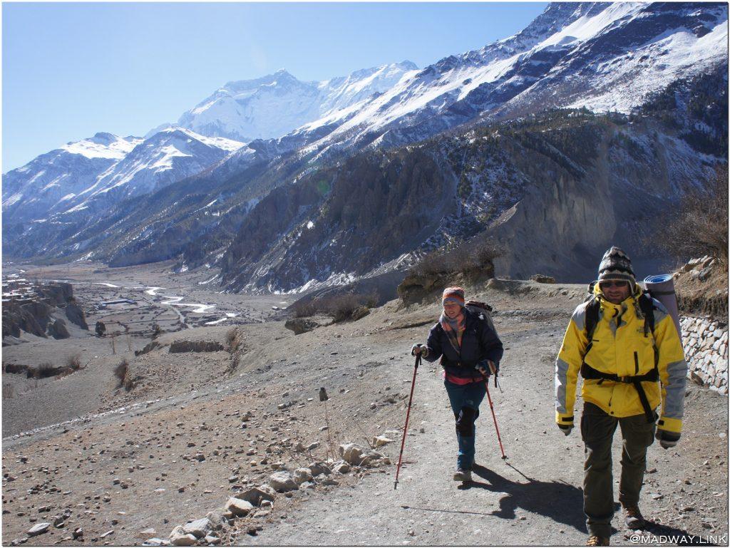 Непал Трек вокруг Аннапурны