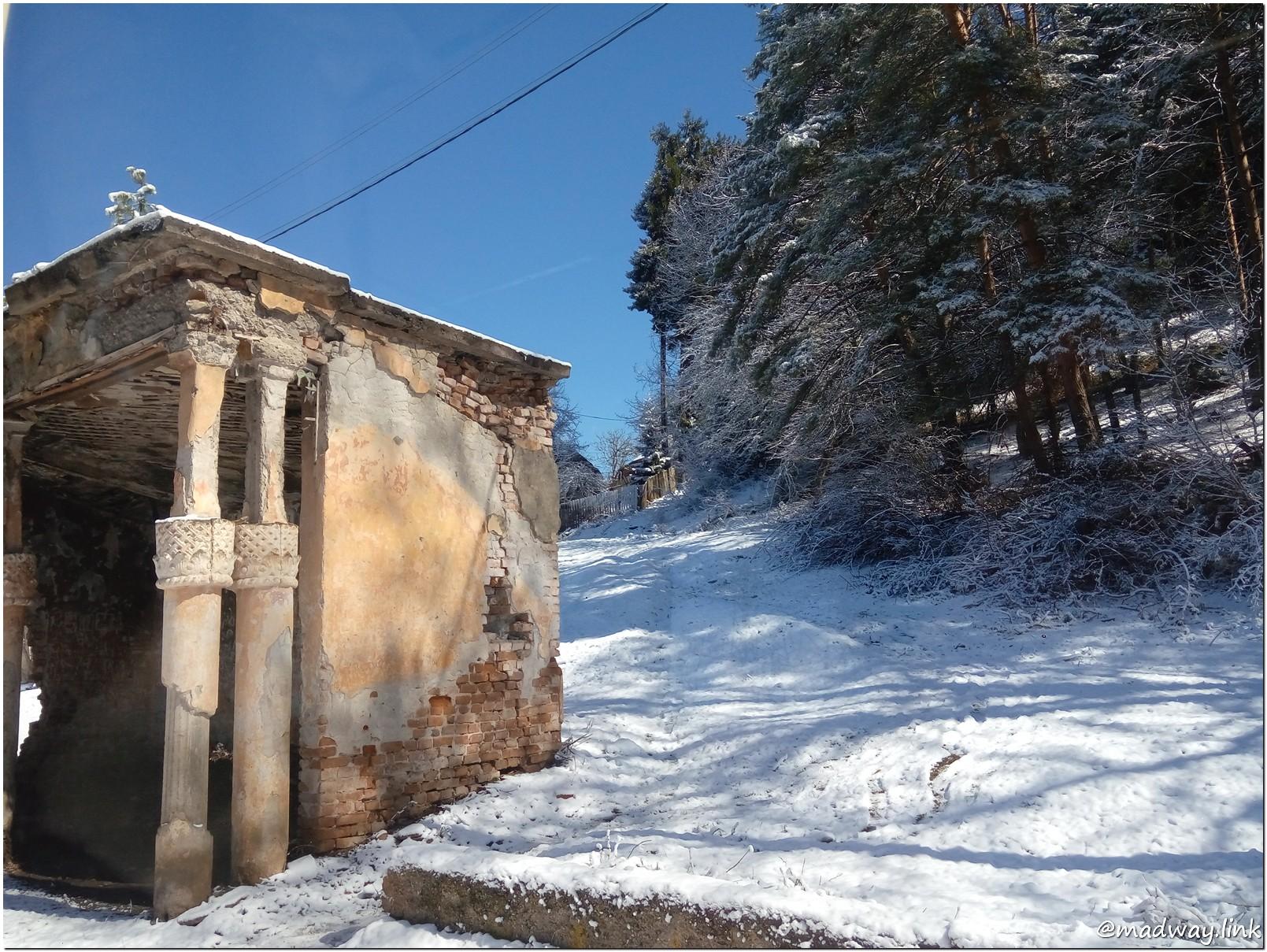 Грузия Узкоколейка Кукушка